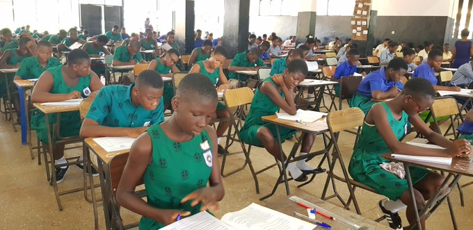 BECE cut-off point for 2020
