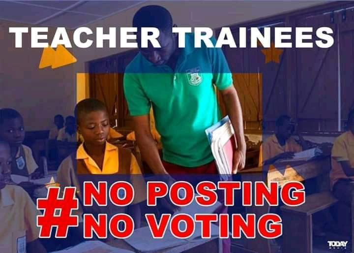 "Newly Trained Teachers ""Threaten"" - Our Votes Will Take NPP To Opposition"