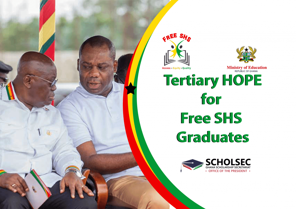 Tertiary Hope for Free SHS Graduates