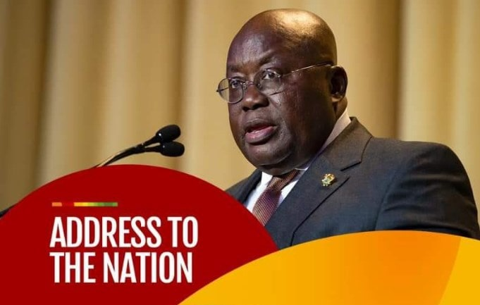 22nd address to the nation