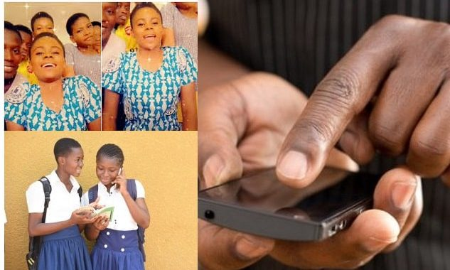 SHS students to use Mobile Phones - Phones in senior high school