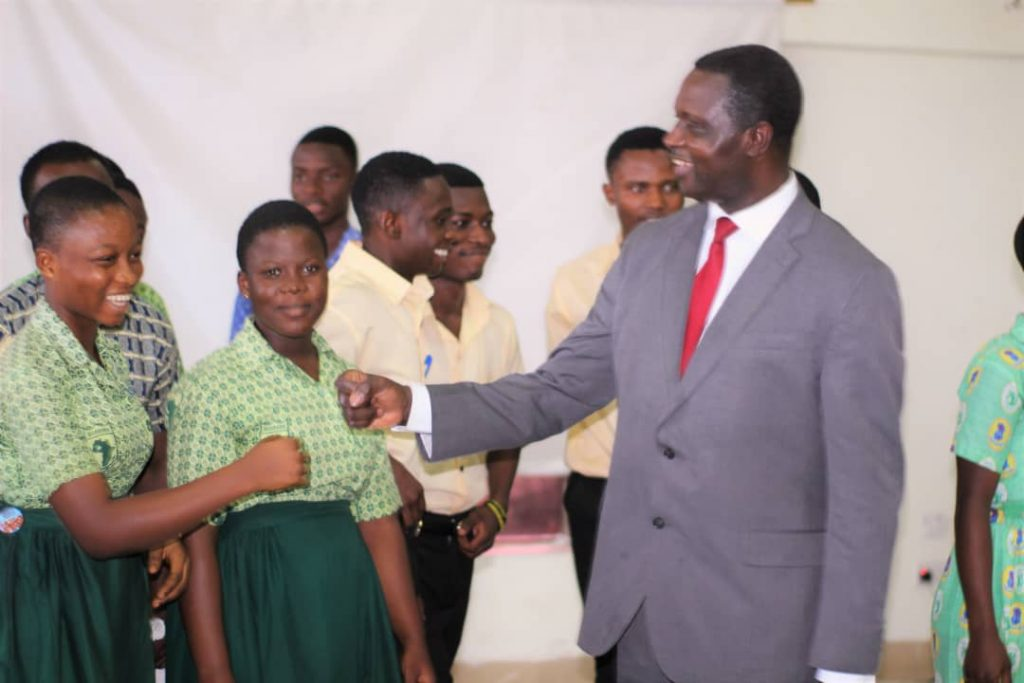 Education Minister Appointment - Dr. Yaw Osei Adutwum