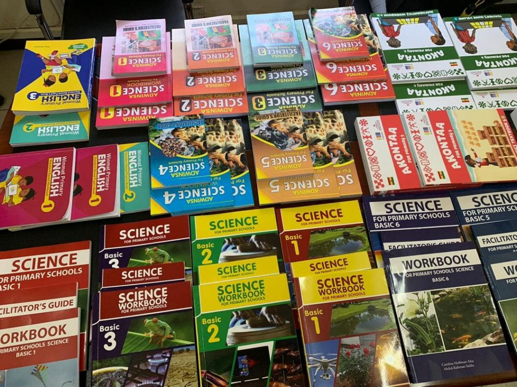 GES Approved Books For KG1-Basic 6