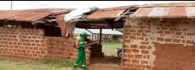 Is this a school or a death trap Ghanaians quiz