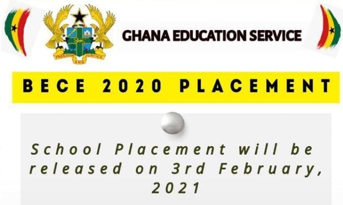 School Placement Out Feb 3rd -GES