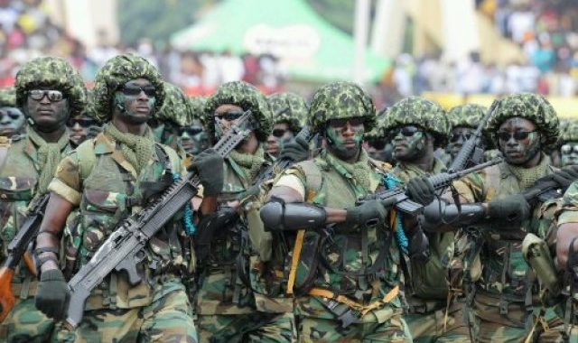 2021 Ghana Armed Forces Recruitment