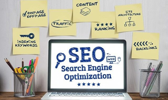 Search Engine Optimization and Google Search Console and Google Rank