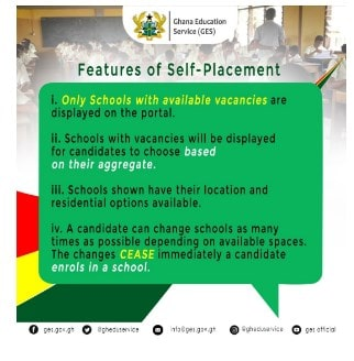 2020 SHS Placement FACTS - know it all