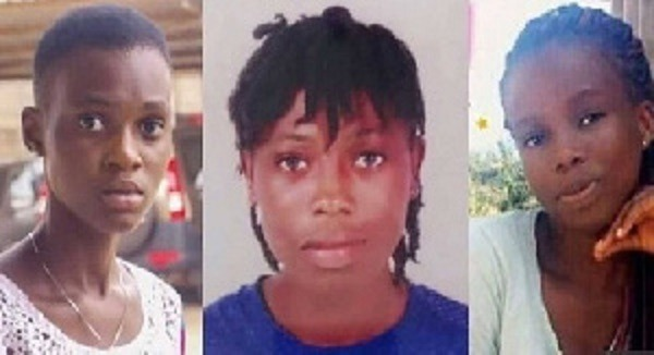 2 Kidnappers Sentenced to death over 3 Takoradi Girls