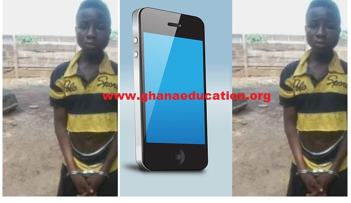 JHS Student Sets Mum In Flames,Murders Her Over Missing Phone Memory