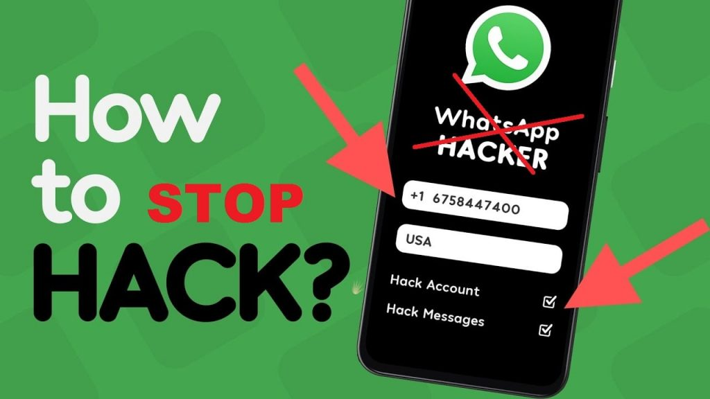 WhatsApp from Hackers SECURE YOUR WHATSAPP ACCOUNT