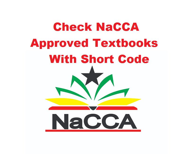 Use Short Code To Check NaCCA Approved Textbooks