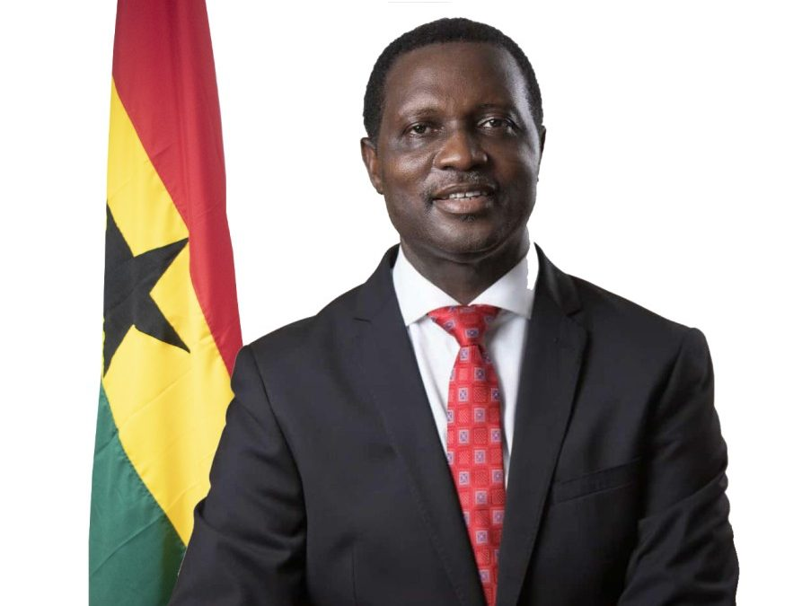 Minister of Education delivers Ghana's Policy Statement at UNESCO Executive Board Meeting