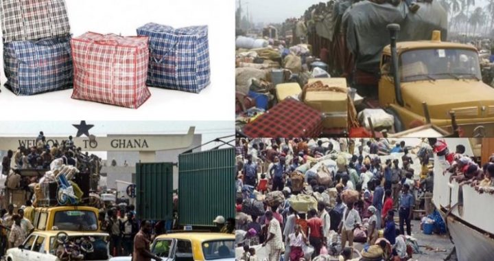 Ghana must go The Deportation of Ghanaians from Nigeria in 1983