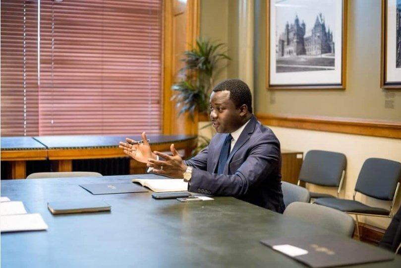 John Ntim Fordjour is Deputy Education Minister Designate