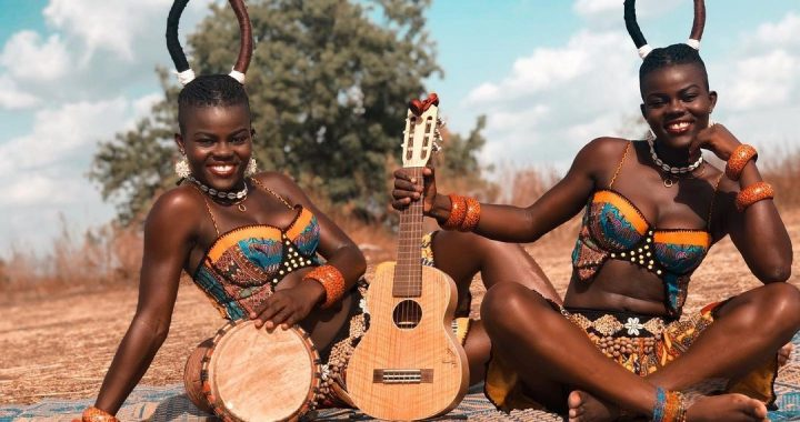 Meet singerWIYAALA who is fighting early child marriage in the Northern zone of Ghana