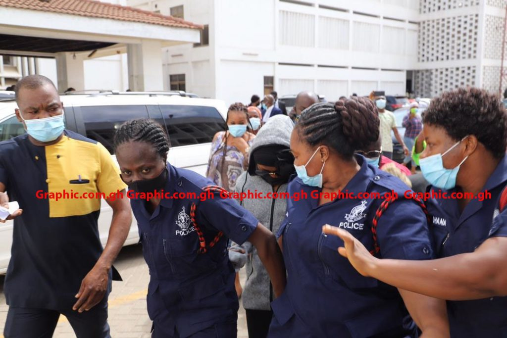 Why court jailed Akuapem Poloo 3 months for publishing obscene photos