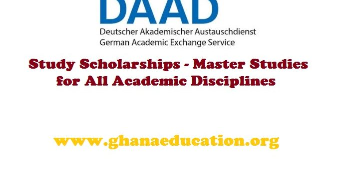 Scholarships for Master Studies