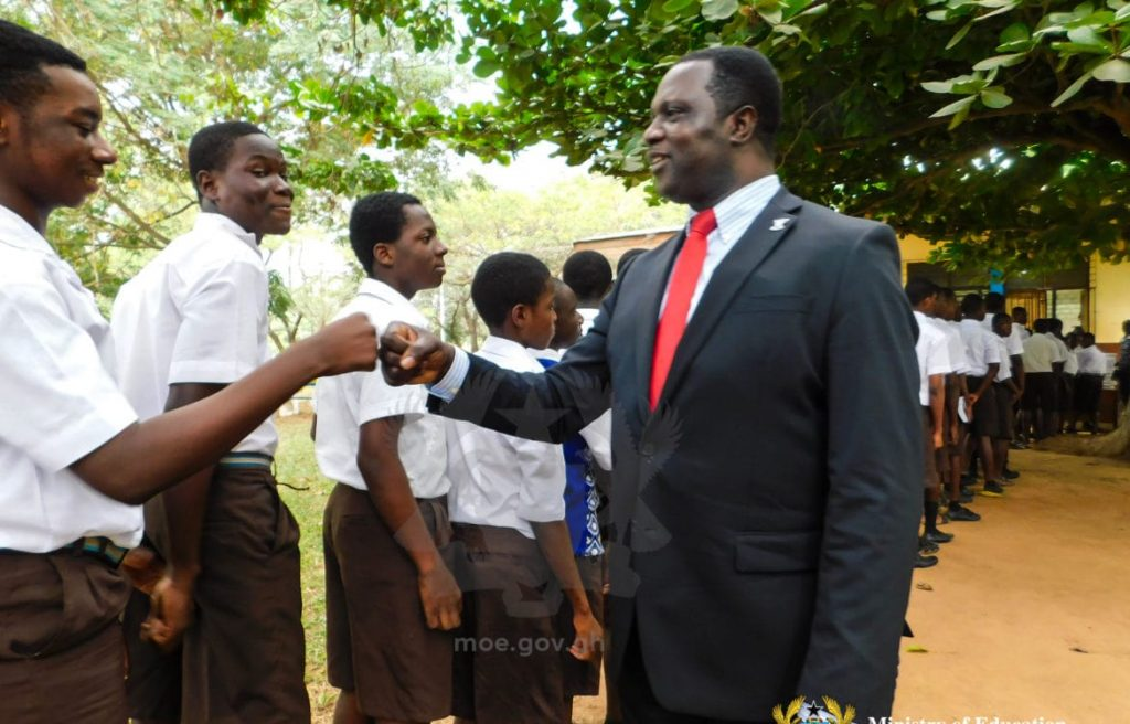 Free SHS is here to stay