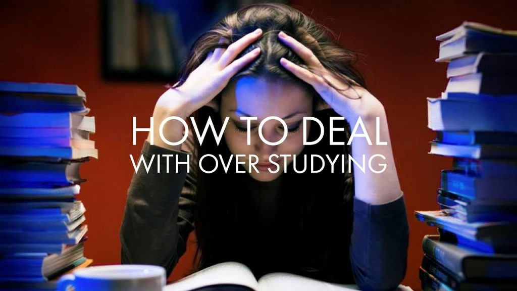 Effects of overstudying