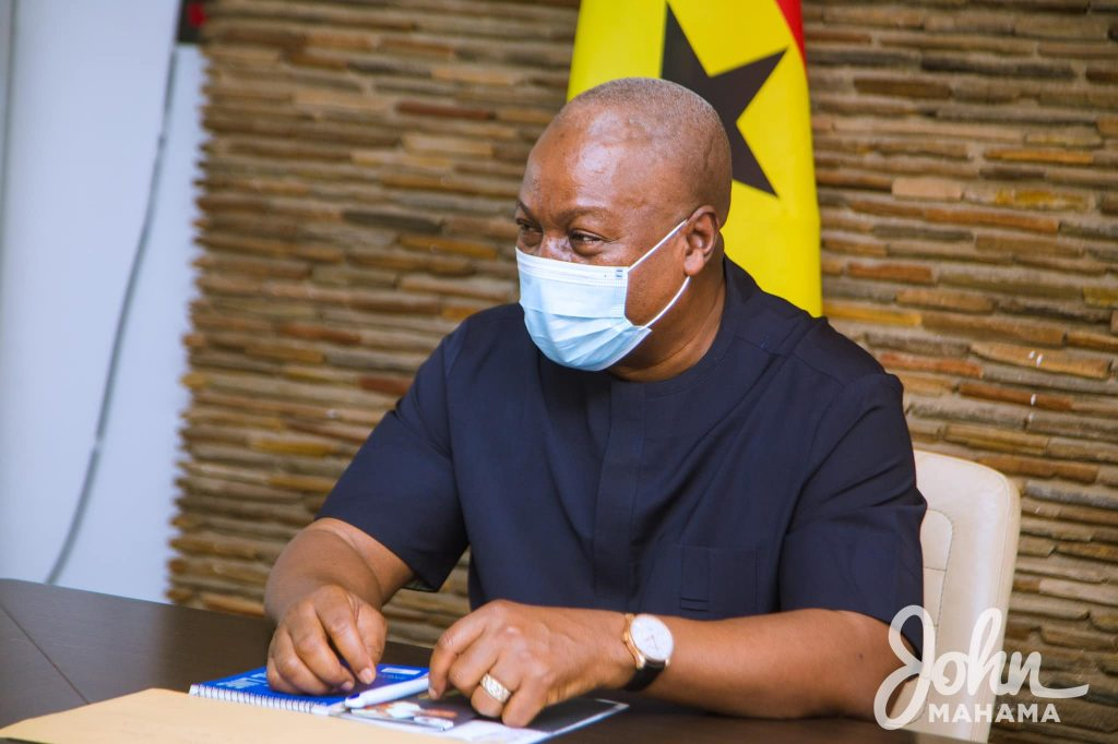 I salute the suffering workers of Ghana: Mahama to Ghanaian workers