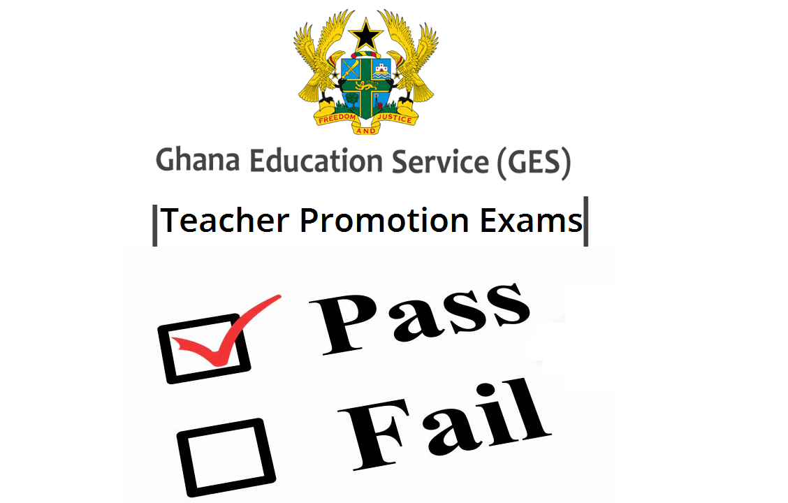 GES Promotion Exams Results