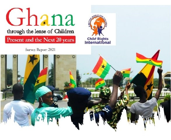 55% Ghanaian children want to leave for greener pastures