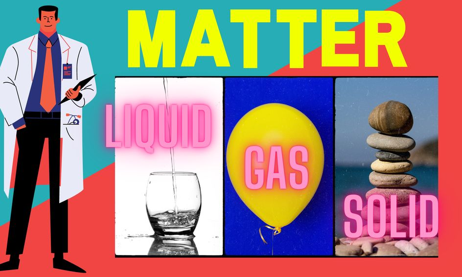 SHS Integrated Science lesson on Matter Part 2 - Download Lessons