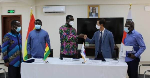 Ghana, Korea agree to increase female participation in STEM