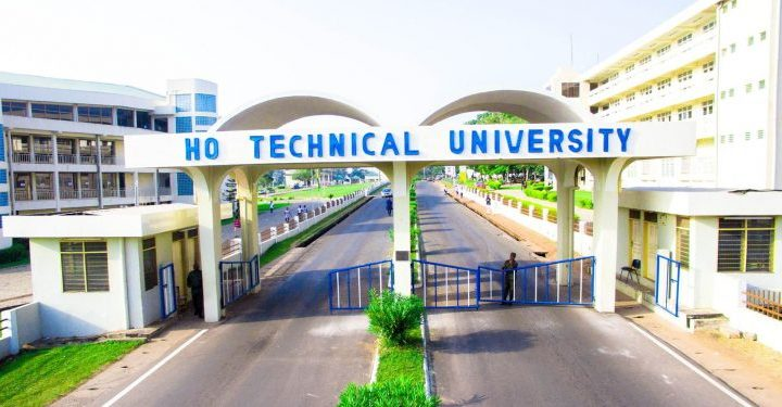 Ho Technical University admissions