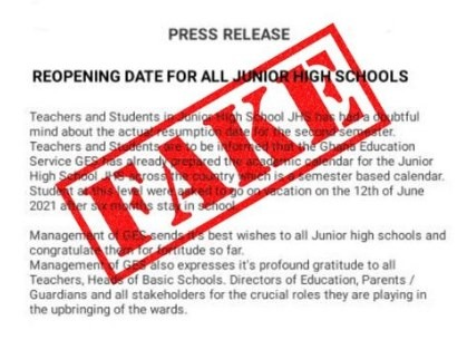 JHS reopen July 6th
