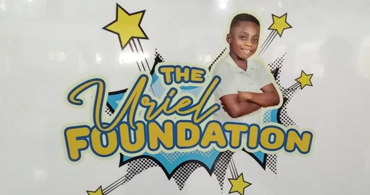 Primary 3 pupil sets up reading foundation for street children