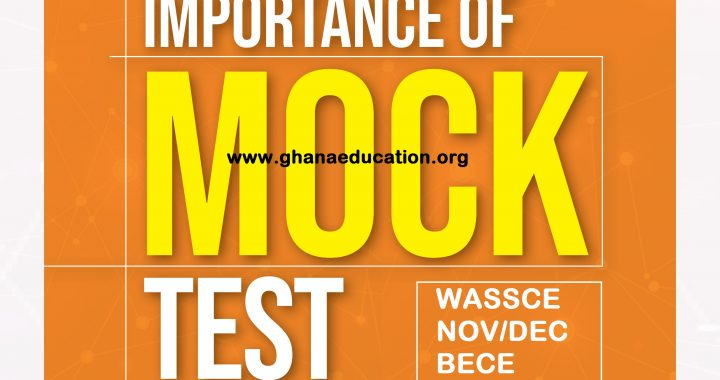 mock tests before the final exam