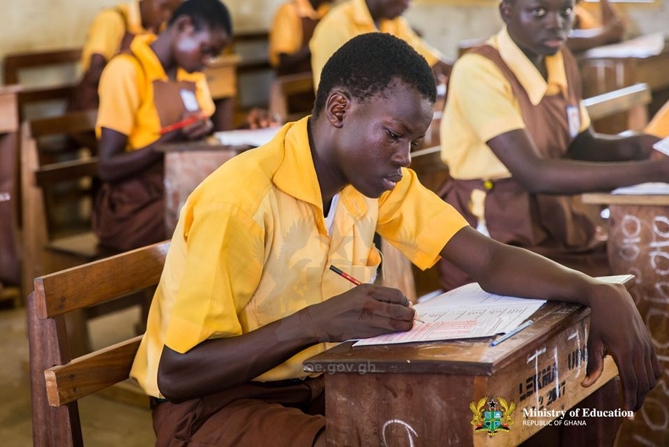 BECE 2021 cut off point, not Aggregate 25 - Copy