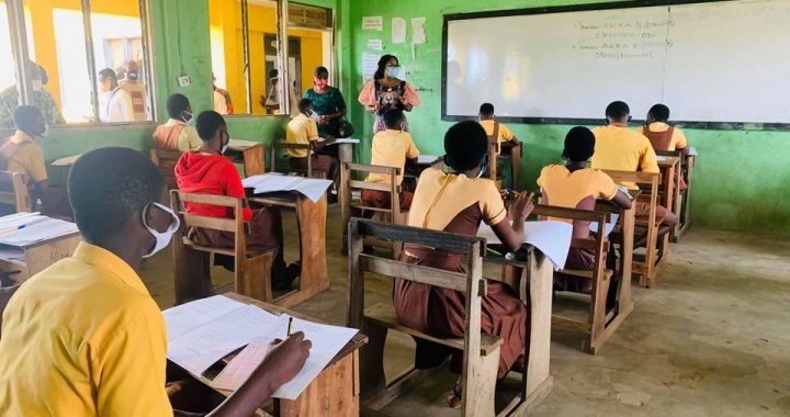 2021 BECE Candidates give reasons why they need Apor (AUDIO)