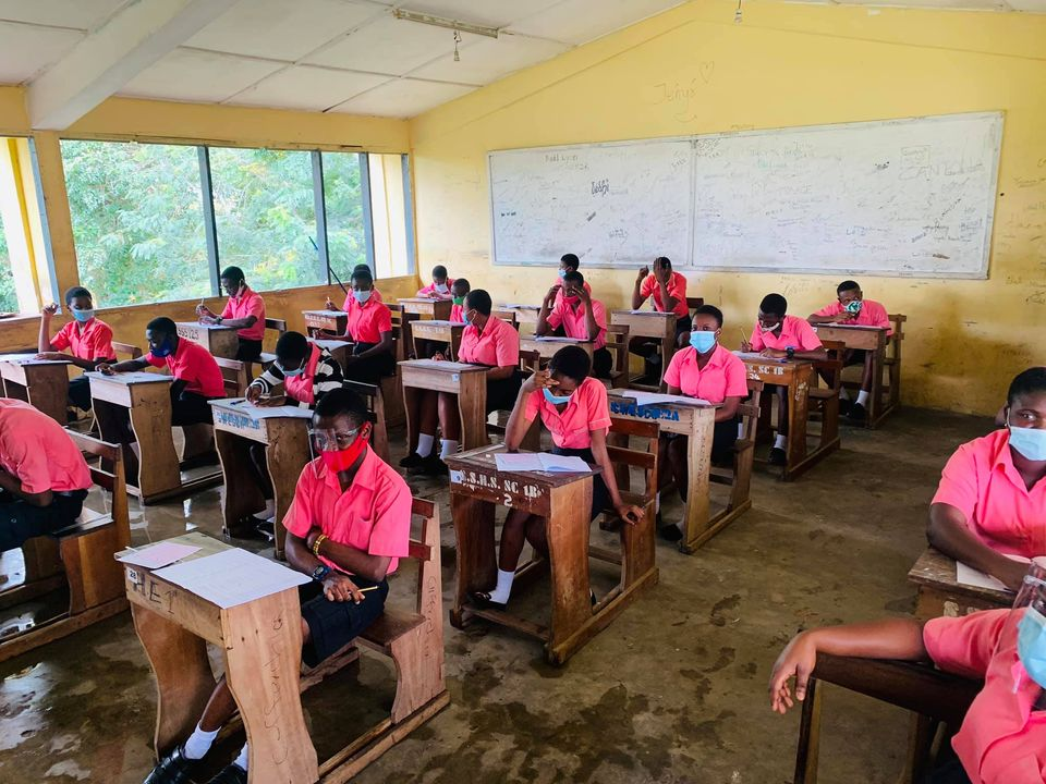 BECE Candidates MUST write ONLY one subject a day