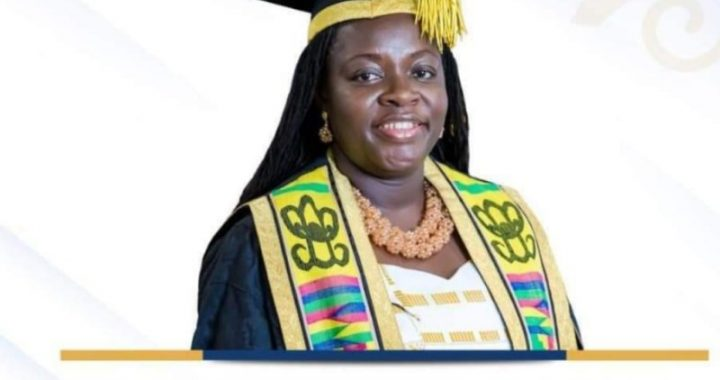 Prof. Nana Aba Appiah Amfo appointed Vice-Chancellor of University of Ghana