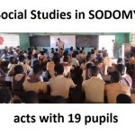 Social Studies teacher caught in alleged SODOMY acts with 19 pupils